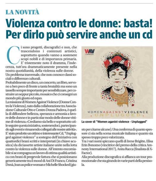 Libertà - PIacenza - 23.09.18 di Antonio Bacciocchi